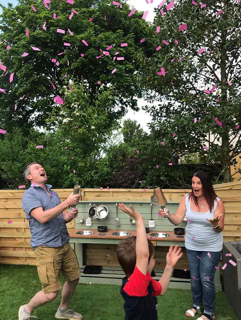 Radford family expecting 21st baby
