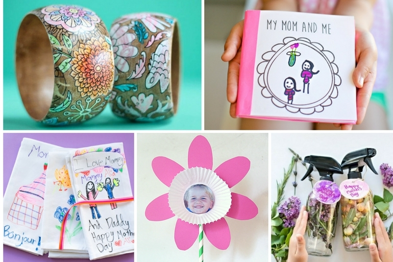 5 Super Cute And Dad Friendly Mother S Day Crafts For Kids To Make