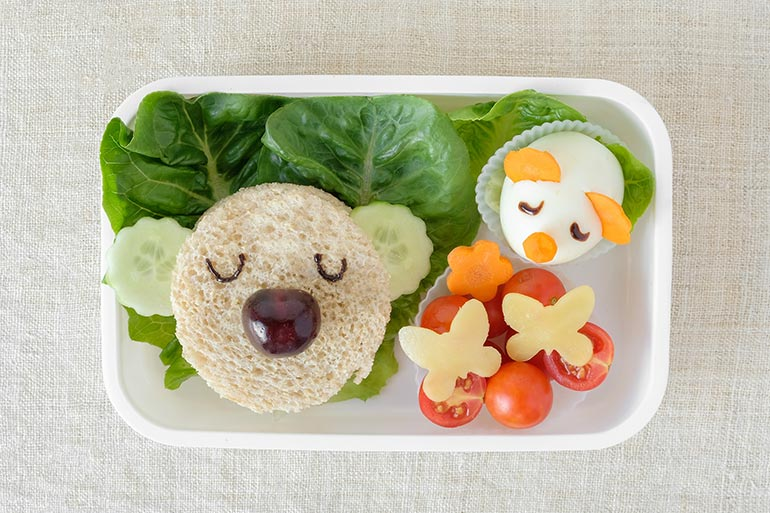 cute lunch box ideas for fussy eaters