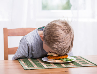 how to help a fussy eater