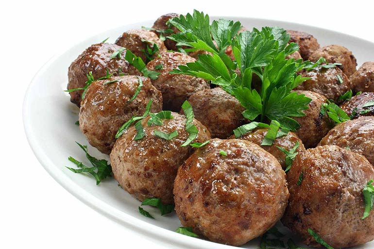 meatloaf balls recipe