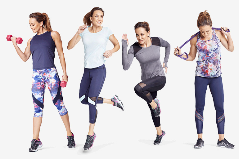 Michelle Bridges active Big W