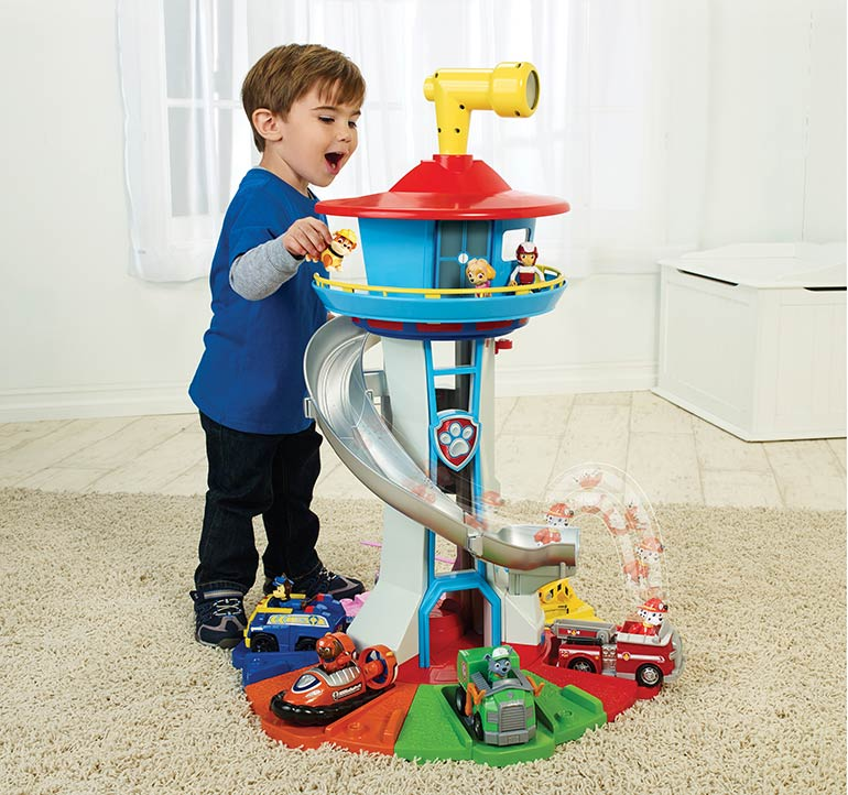 Paw Patrol giant lookout tower