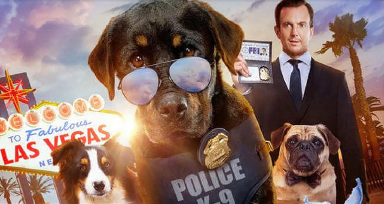 Show Dogs movie warning