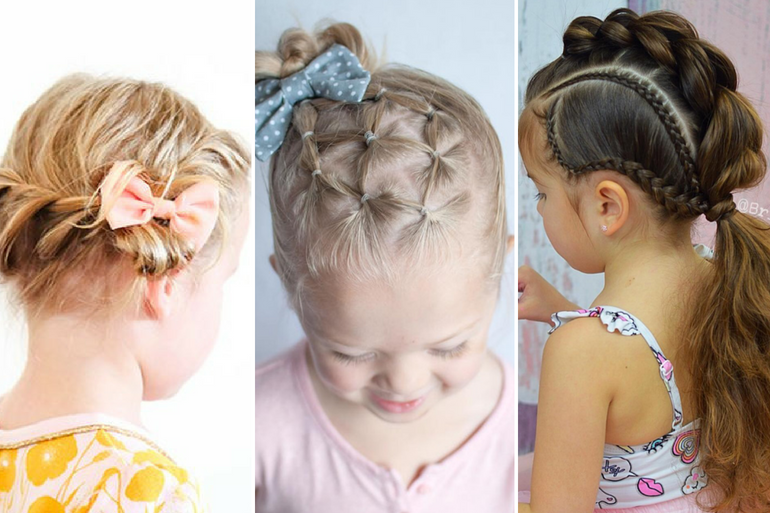 Toddler Hair Style: 9 Sweet And Sassy Toddler Hairstyles Your Little Girl Can