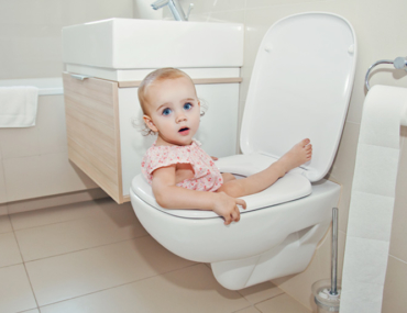 toilet training toddlers