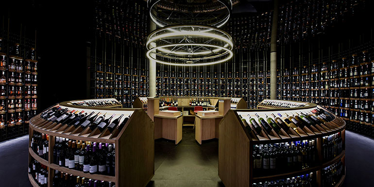 Wine World cool theme park for adults
