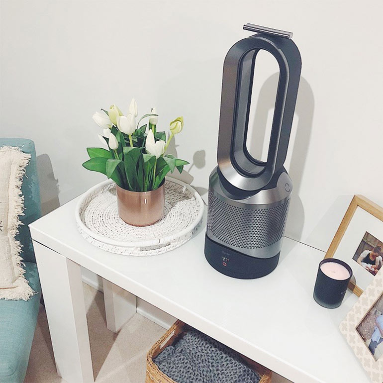 Dyson Pure Hot+Cool Link™ air purifier review