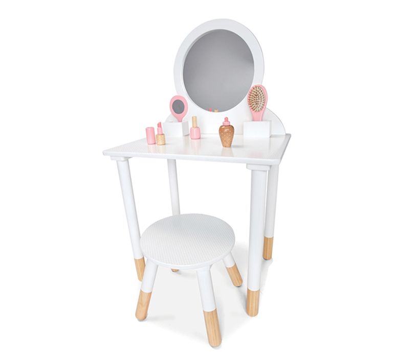 Kmart Hacks 9 Ways To Hack This Cute Kmart Wooden Vanity Table