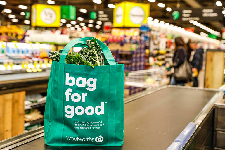Woolworths Bag for Good reusable bag