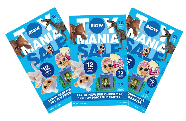 Get Excited Mums and Kids! Big W Toy Mania Sale Is ON!