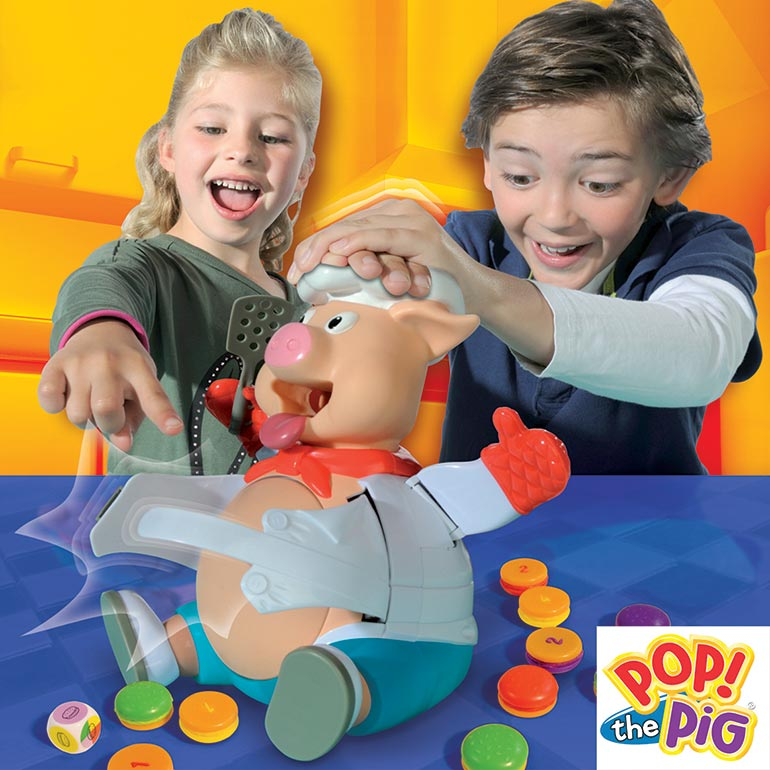 pop the pig game goliath games