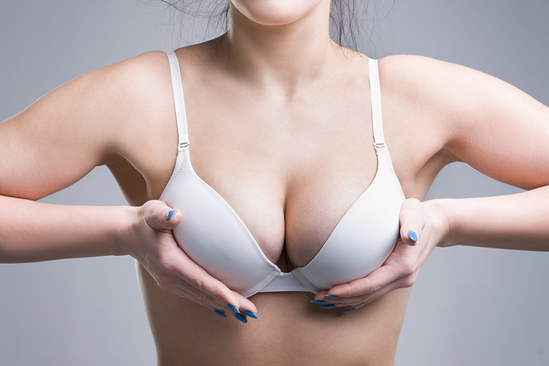 cancer link breast implants