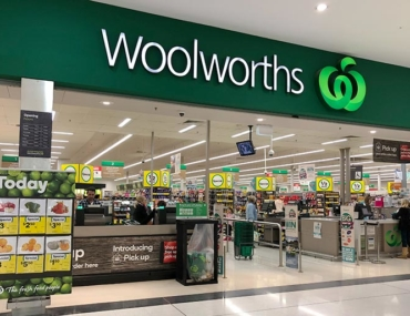 Woolworths store