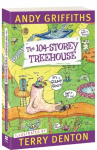 104-storey treehouse book