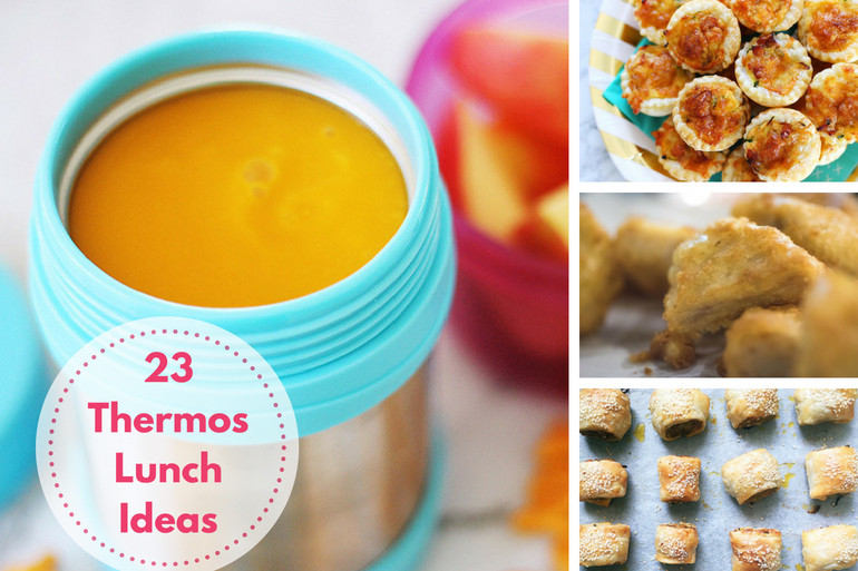 Thermos lunch ideas