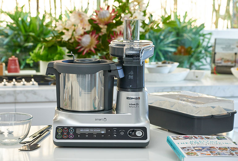 kenwood kcook multi smart steamer