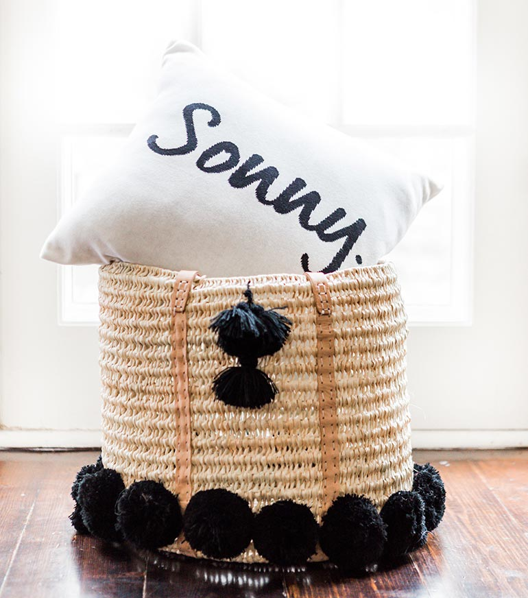 namely co name cushion nursery giveaway