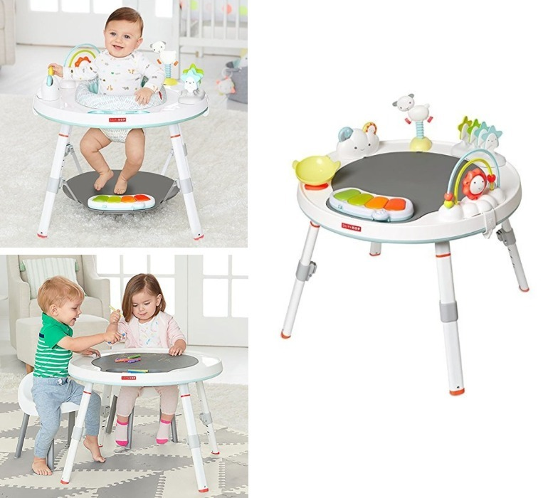 skip hop activity centre nursery giveaway