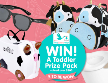toddler prize pack competition
