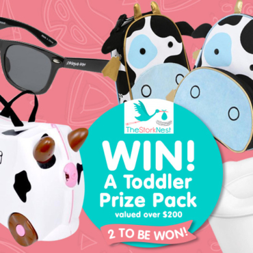 WIN a Toddler Prizepack from The Stork Nest to Surprise Your Tot