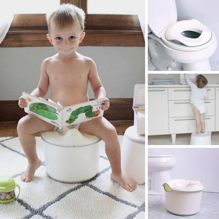 Ubbi 3 in 1 potty