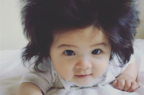 baby chanco hair