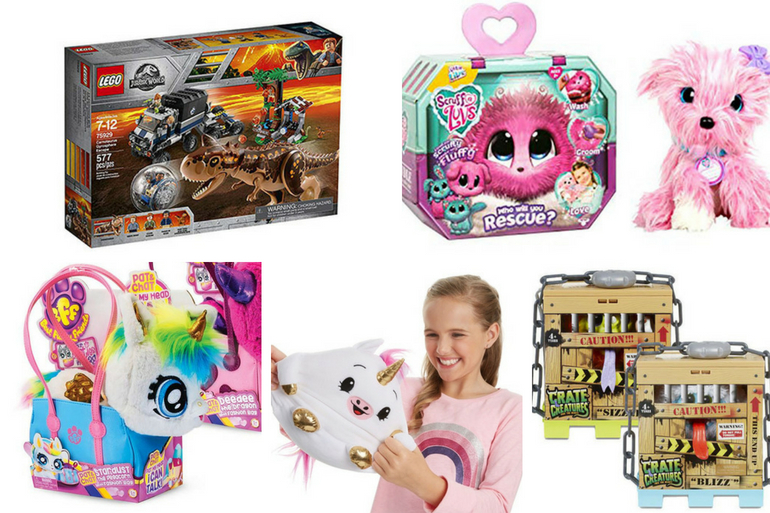 Toys For Kids 2018 : The hottest toys your kids will want this christmas