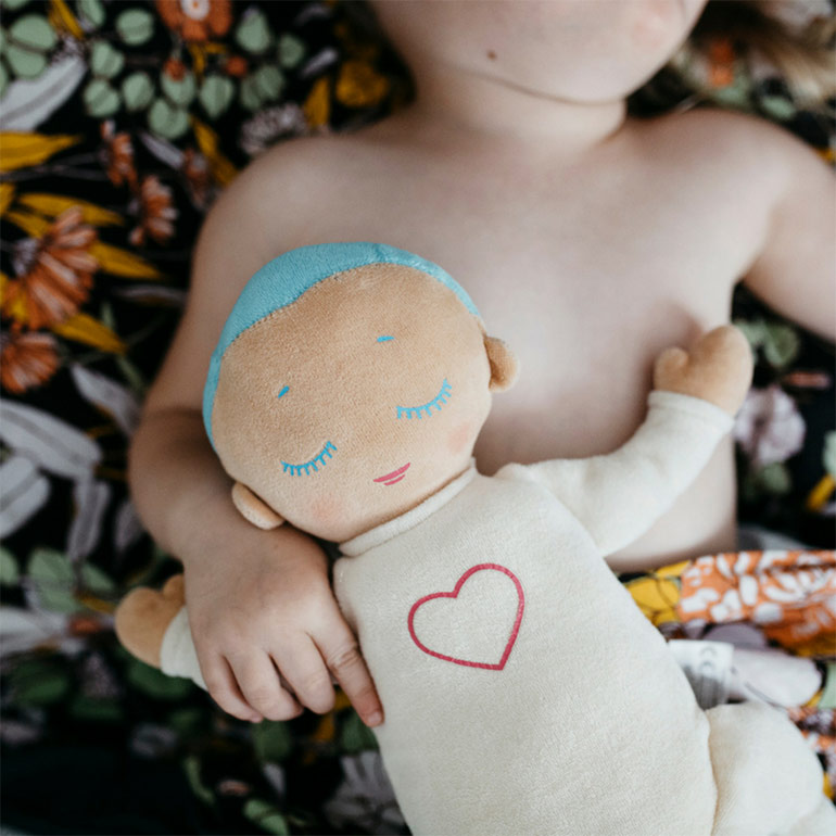 lulla doll baby gift giveaway