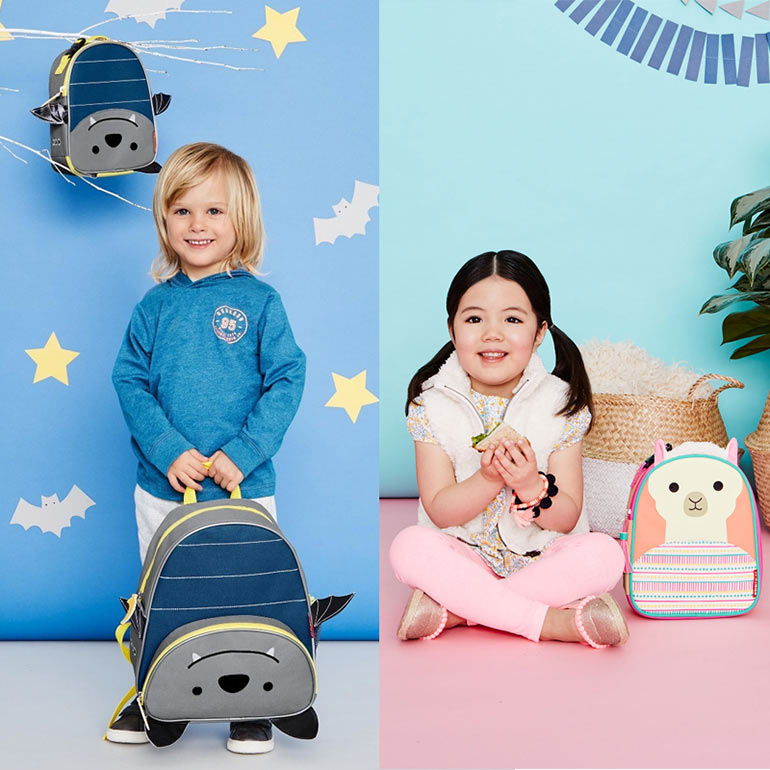 toddler prize pack the stork nest skip hop backpack