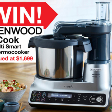 WIN: The Kenwood kCook Multi Smart Review That Gave My Thermomix a Run for its Money