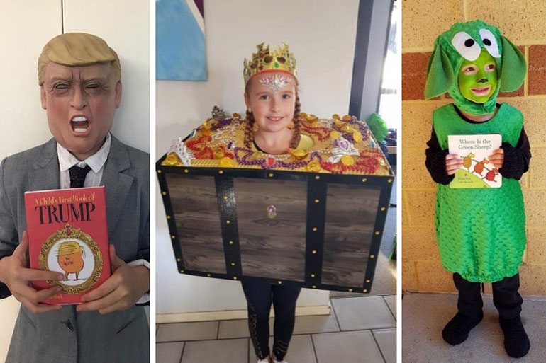 book week costume ideas