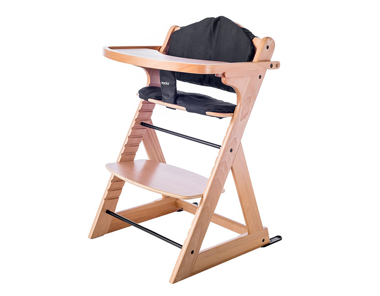Mocka high chair - easy to clean high chairs