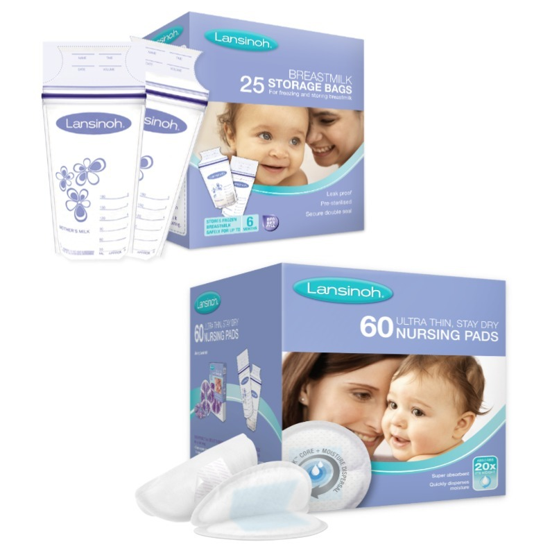 laninsoh breastfeeding kit new mum giveaway