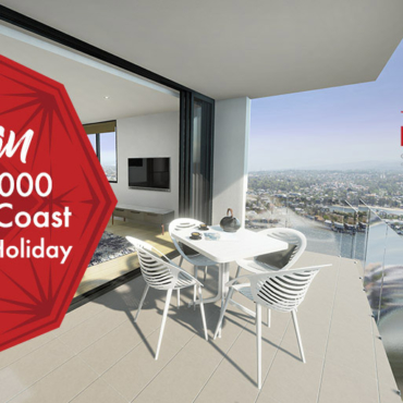 WIN a $4000 Family Holiday: Gold Coast Ruby Apartments Are What Travel Dreams Are Made Of