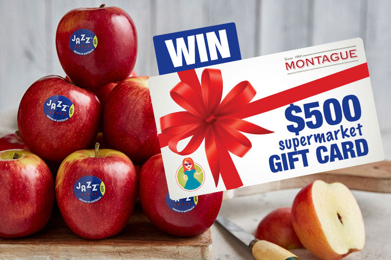 JAZZ apples competition