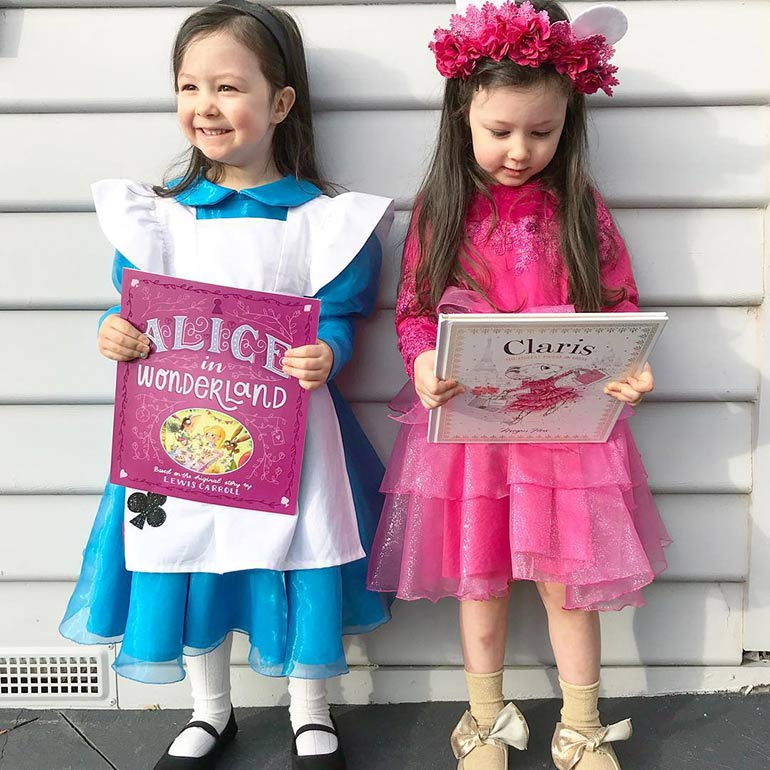 book week costumes 2018