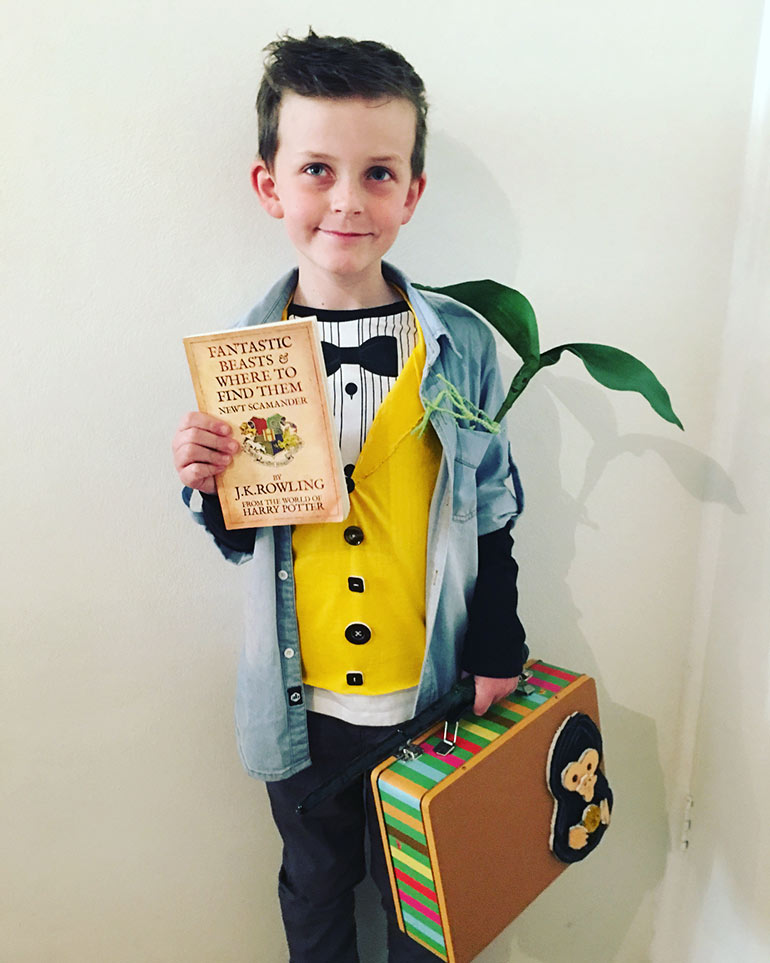 bookweek costumes 2018