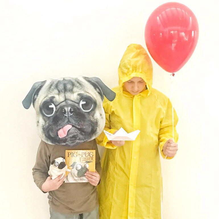 best bookweek costumes 2018