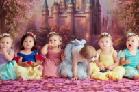 disney princess babies turn one