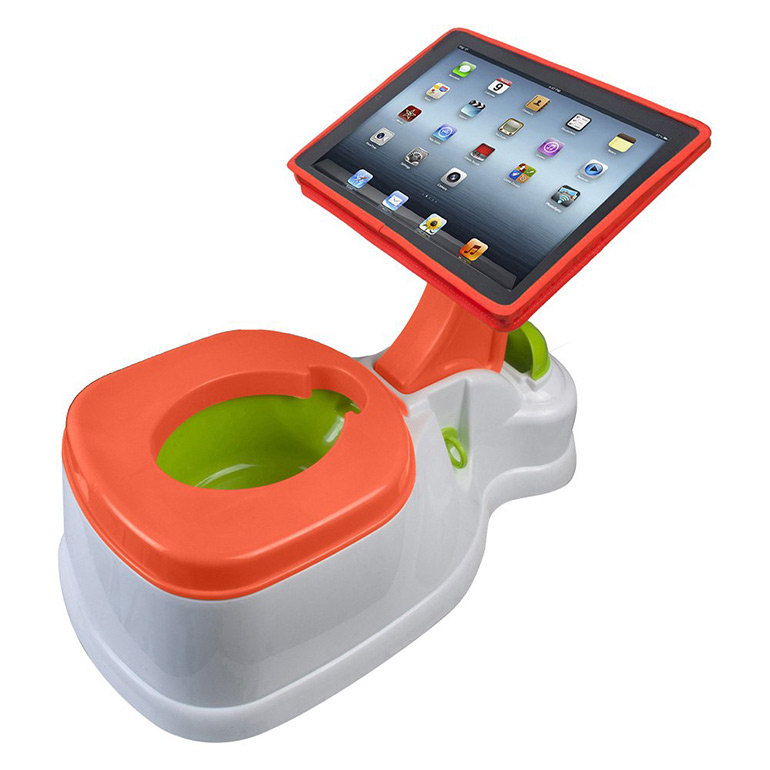 ipotty crazy baby products