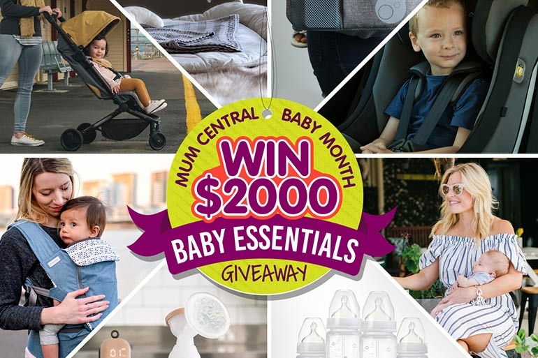 mum and bub essentials giveaway