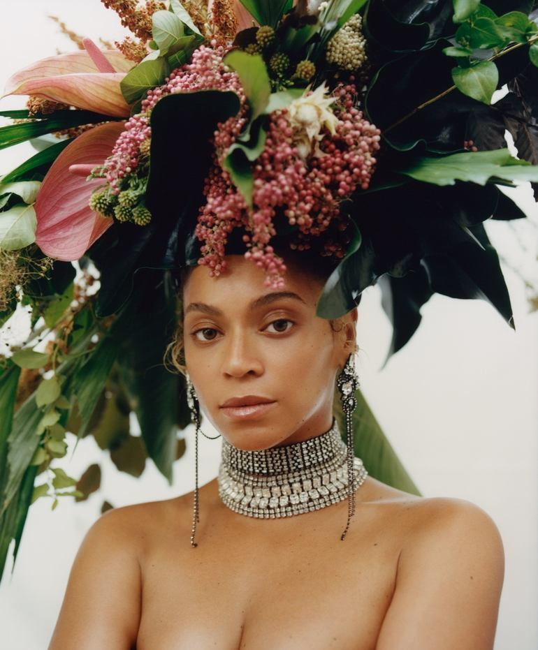 Queen B Opens Up About Her C-Section and Post Baby Body