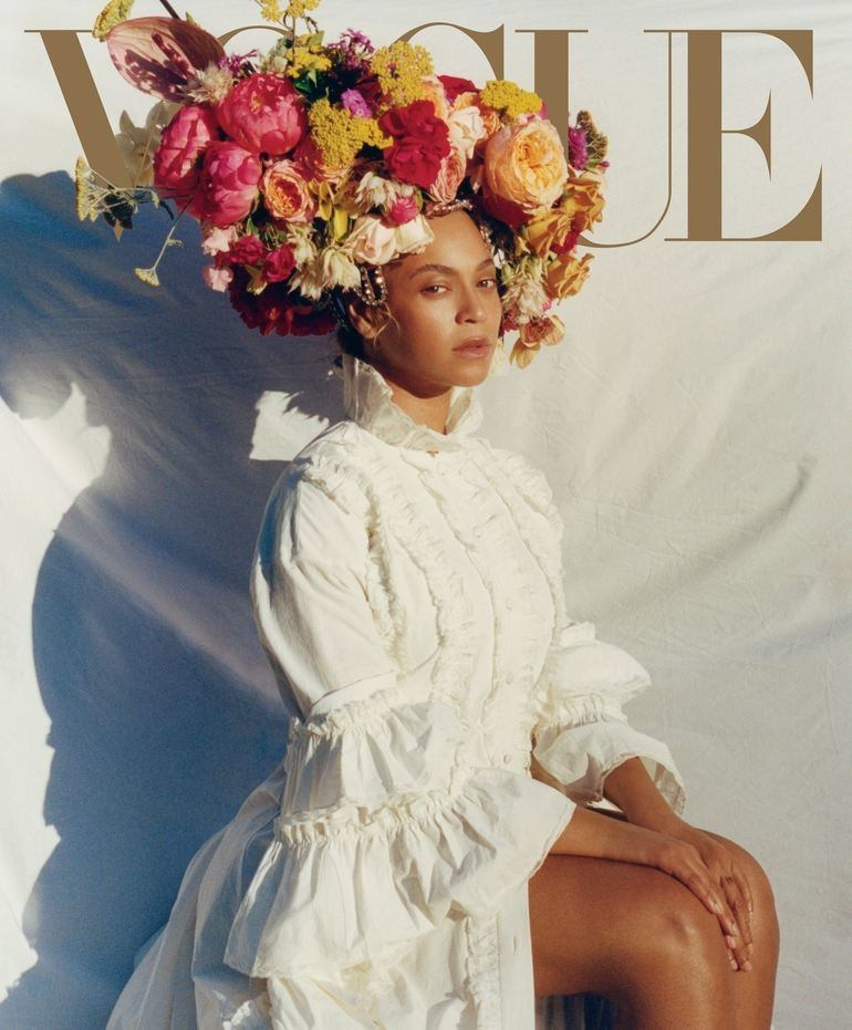 Beyonce emergency c-section Vogue interview