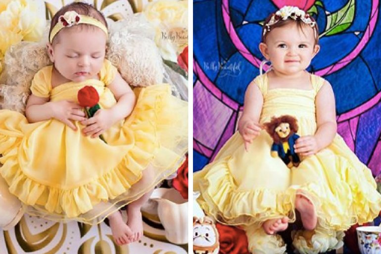 Oh Em Gee the Disney Princess Babies Are ALL Grown Up