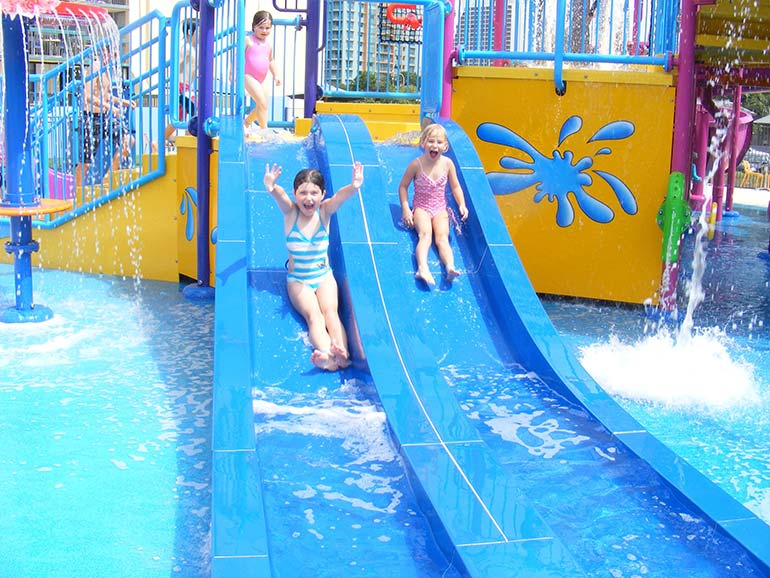 ruby apartments gold coast waterpark kids