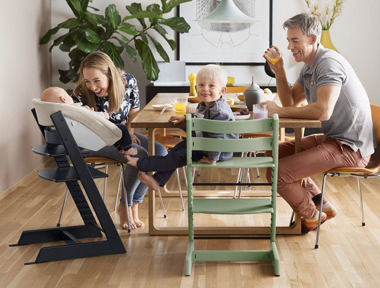 Stokke tripp trapp best high chairs