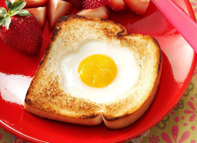 toad in a hole camping recipe