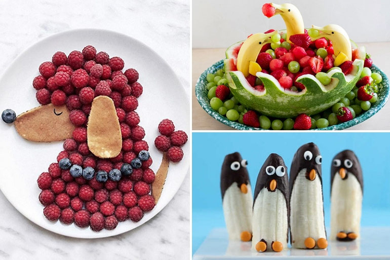 cute fruit ideas FI