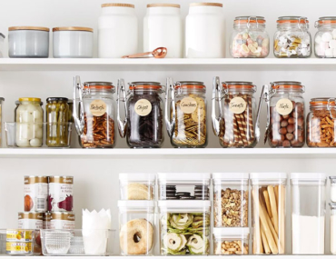 Kitchen and pantry storage Kmart